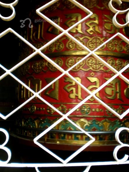 Giant Prayer Wheel