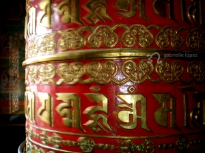 giant prayer wheel another