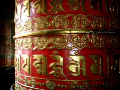 giant prayer wheel another