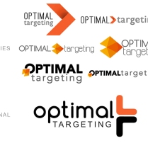 Logo design for Optimal Targeting
