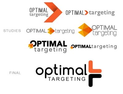 Logo design for Optimal Targeting
