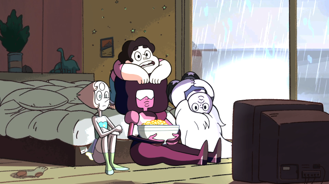 stevenuniverse-watching