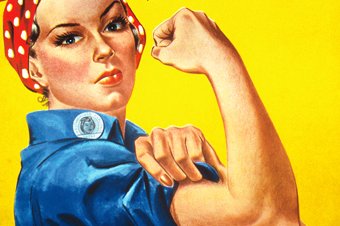 Smash the Patriarchy II –  To my youngerself: