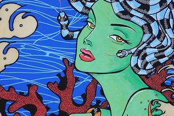Mer-Medusa