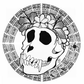 Macaque Deck Art, 2017