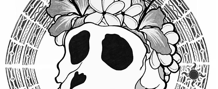 Bon's Macaque Skull