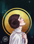 Nuestra Señora de Alderaan, Digital, 2019